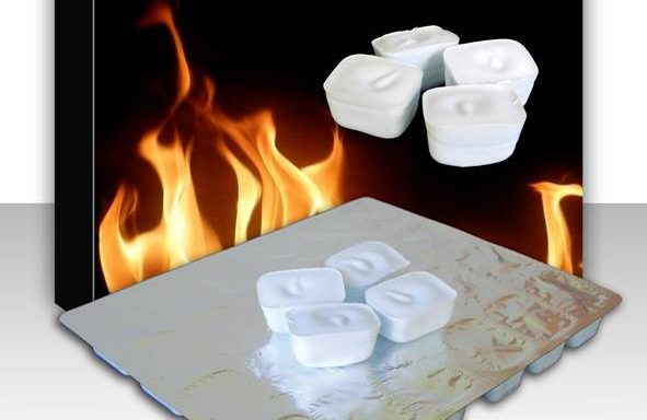 Barbecue Lighting Cubes