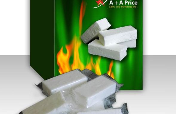 Eco-Friendly Individually Wrapped Firelighters